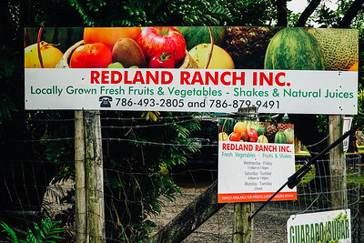Redland Ranch, Miami