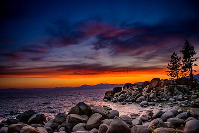 Lake Tahoe Sunsets