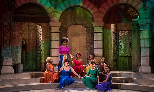 FOR COLORED GIRLS (Court Theatre)