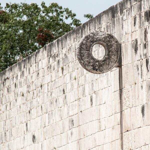 Chichén Itzá - The Ballcourt