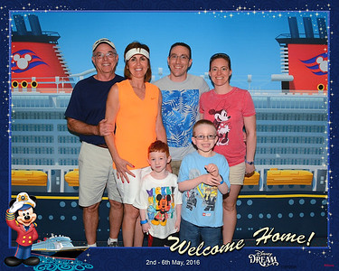 Disney Land & Sea 2016