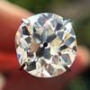 2.67ct Antique Cushion Cut Diamond, GIA L VS1 15