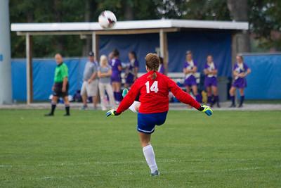 DHS Girls Soccer 10-02-2014