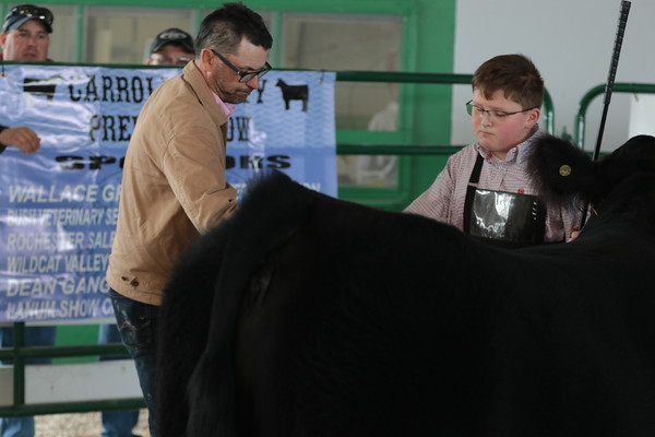 2019 Carroll County Preview Show, Flora, IN