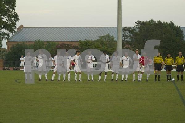 Davidson Men's Soccer 9/10/04