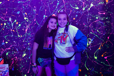 MS 1980s Glow Dance