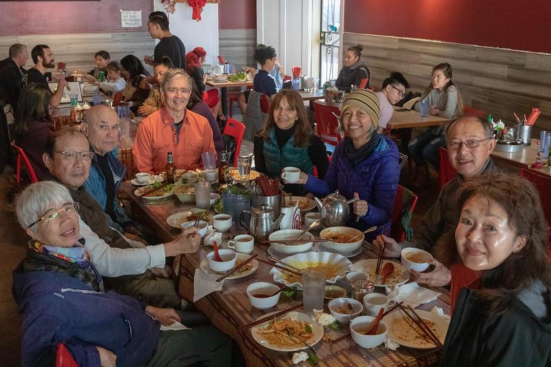 Bob Lutz visit with Jane Johnson