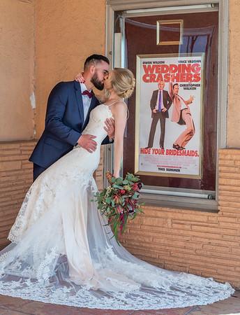 Samaniego wedding