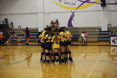 Lady Riders Volleyball vs Rusk