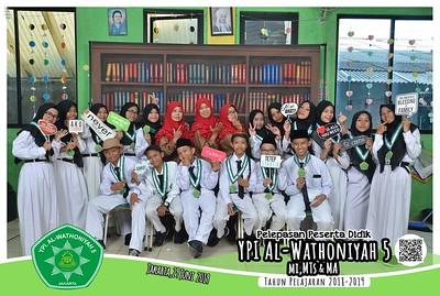 190629 | Wisuda YPI Al Wathoniyah 5 Tahun 2018-2019
