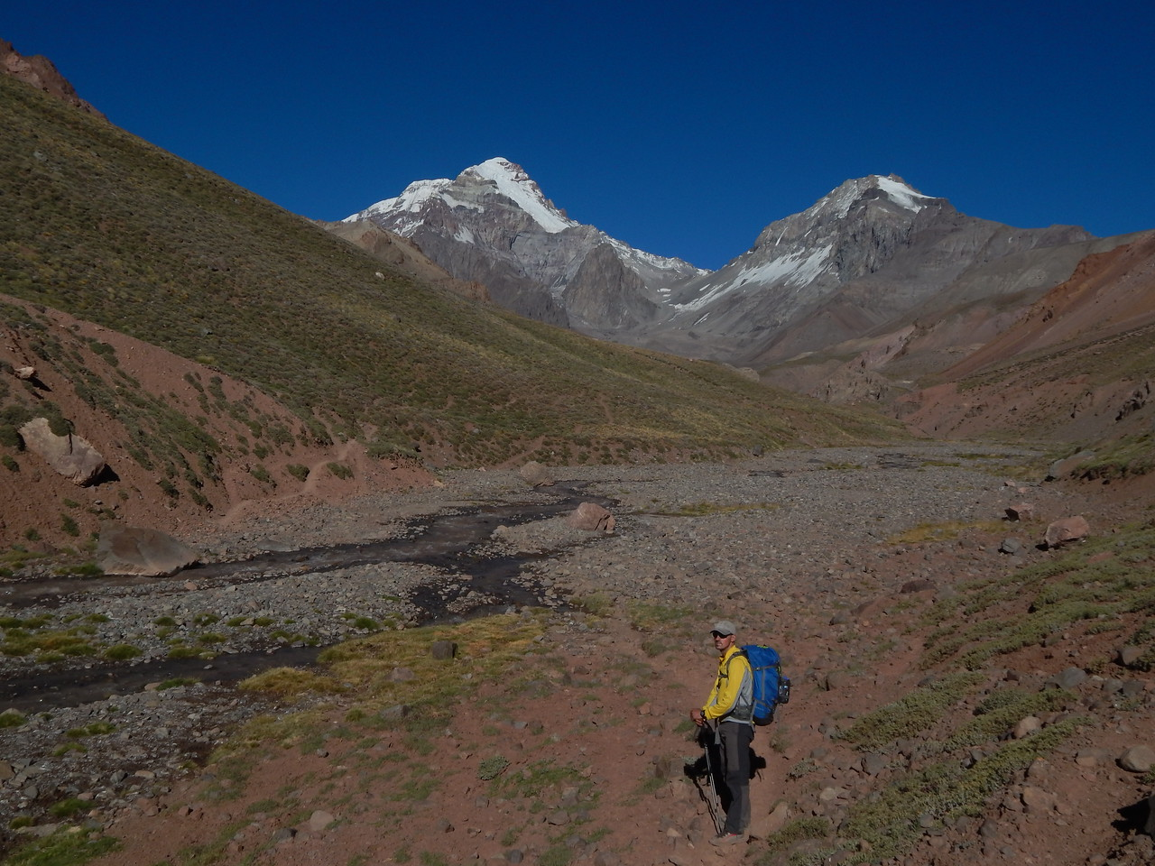 Day 3 heading to Base Camp