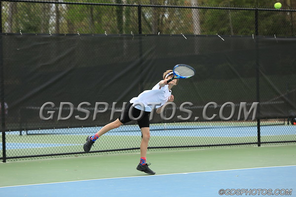 MS BOYS TENNIS  04-16-2018