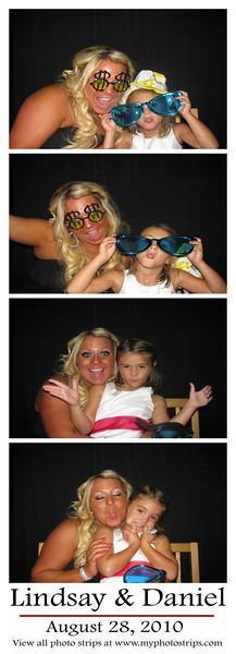 Lindsay & Daniel (8-28-2010)