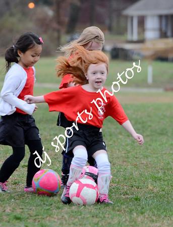 Bates U8 Soccer - LSA