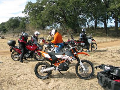 Moto Rides - 2010