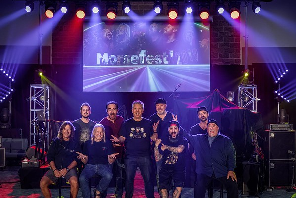 Morsefest 2019 - Meet and Greet Sessions (Friday)