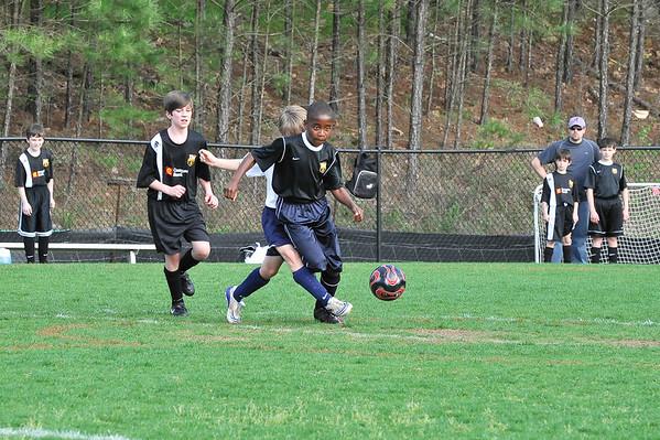 Soccer Spring 09