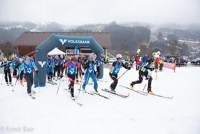 Prochenberg Winterlauf 2017