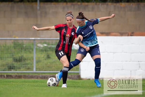 Tilehurst Panthers vs Caversham United Women, 19 September 2021