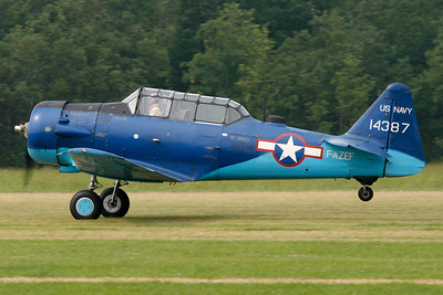 F-AZEF - North American T-6G Texan