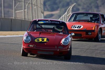 Porsche Rennsport Reunion V Eifel Trophy