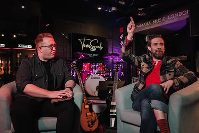 Tom Seals Live At Yamaha Music London