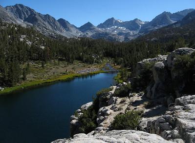 Little Lakes Valley - September 6, 2009