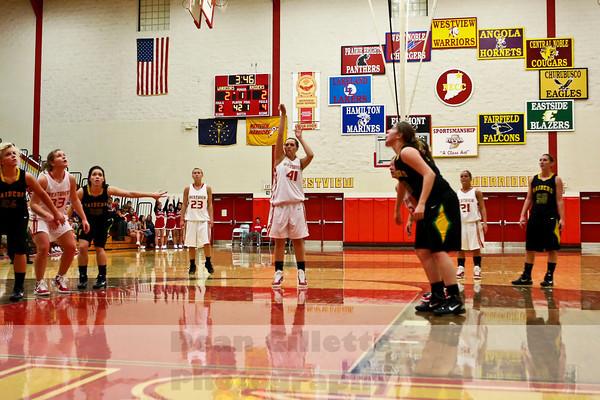 Girls Basketball 2010