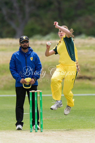 NSW METRO vs. CA XI