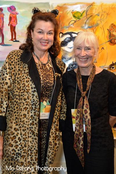 Sarah Gorman Brown and Beryl Miller.jpg