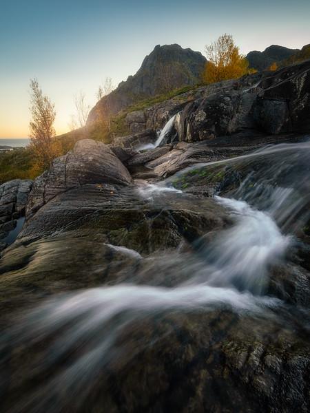 Lofoten Waterfall 3 autumn landscape photography.jpg