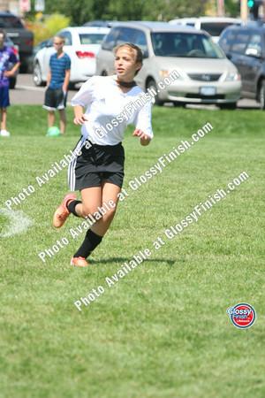 U14 Girls - NW Kickers vs North London Galaxy