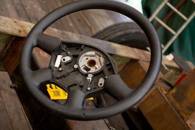 Bloemencorso 2013 - Wagenbouw (29 juli)