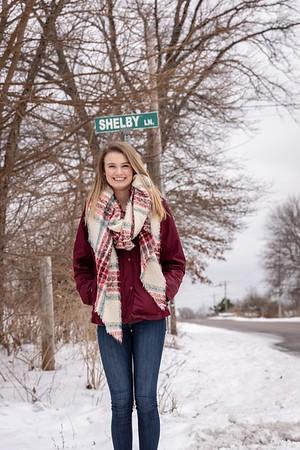 Shelbys Winter shoot
