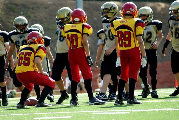 JJM Junior Midgets vs Golden Sierra