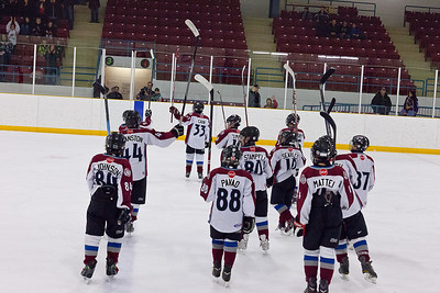 OMHA Final awards and team photos - Finalists March 22 2014