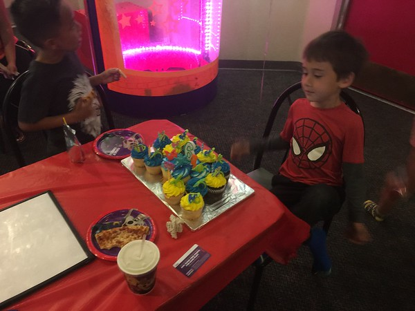 2018 Asher's 6th Birthday