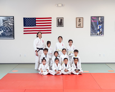 SJB Judo Class 2019