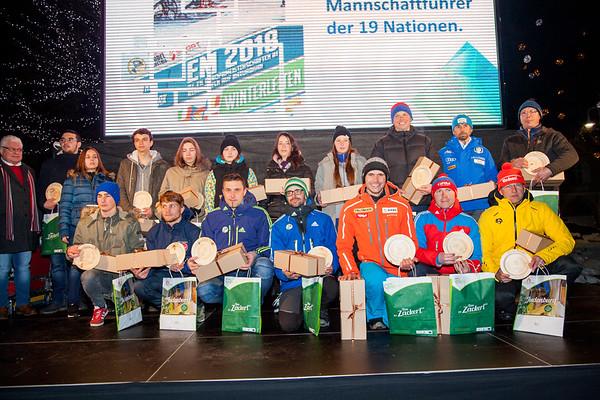 27th FIL European Championships Obdach-Winterleiten (AUT) 17/18