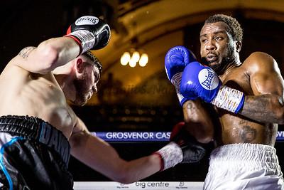 Danny Ball vs Jordan Grannum