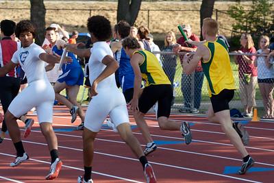 Boys 4x400 Meter Relays Prelims