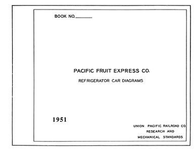 PFE 1951 Diagram Book