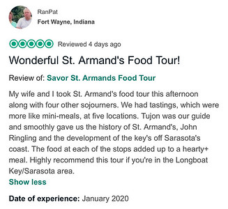 Guest Reviews About Our Tours