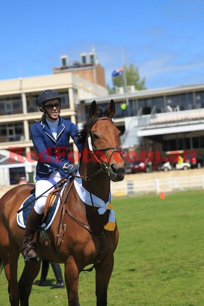 2014 09 26 Perth Royal Show SJ Part 3 Horses Table A