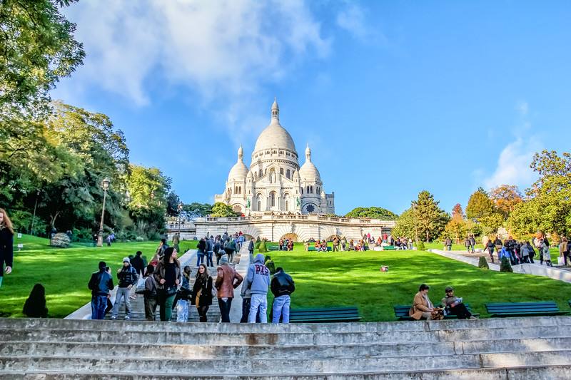Things to do in Paris Sacre Couer