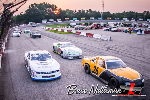 LaCrosse Speedway, August 11th, 2018