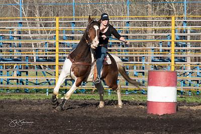 Northwoods Saddle Club Jackpot Barrels