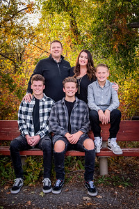 Kenyon and Amy's Family Portraits 2019