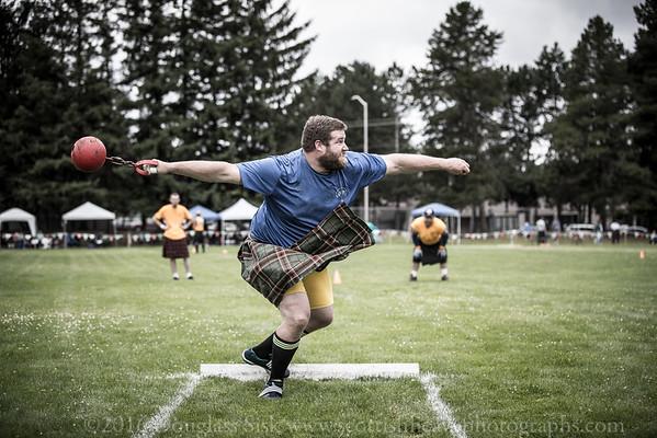 Portland Highland Games 2016