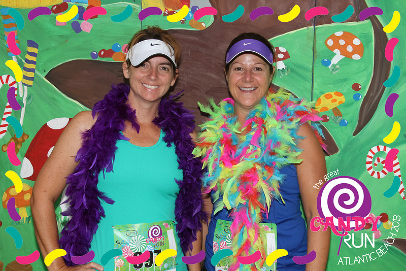The Great Candy Run 2013, Atlantic Beach, Florida.  Photograph: Erica Lee & Erica Summers -